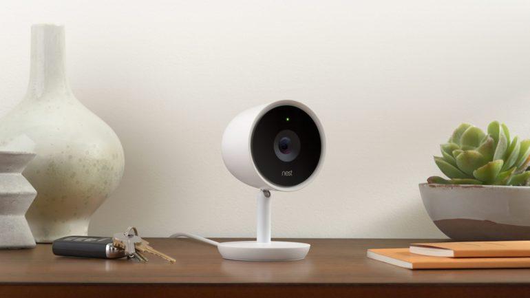 nesti uus kodune turvakaamera kasutab google pilvep hist tehisintellekti objektide tuvastamiseks. Black Bedroom Furniture Sets. Home Design Ideas