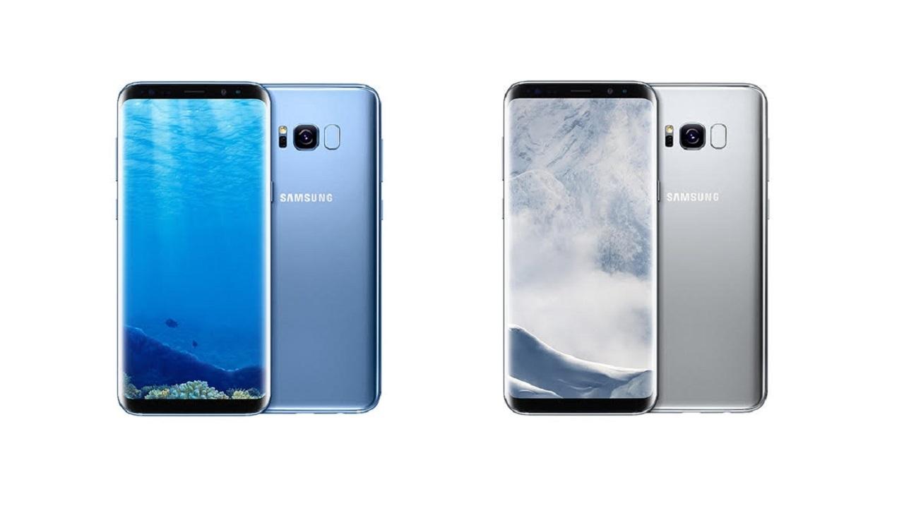 Samsung Galaxy S8 Elisa