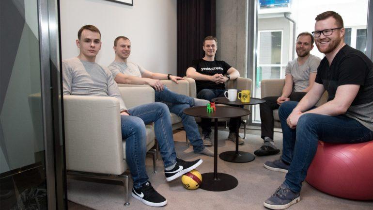 LHV Tartu tiimi arendaja Magnar Aruoja otsib arendajaid