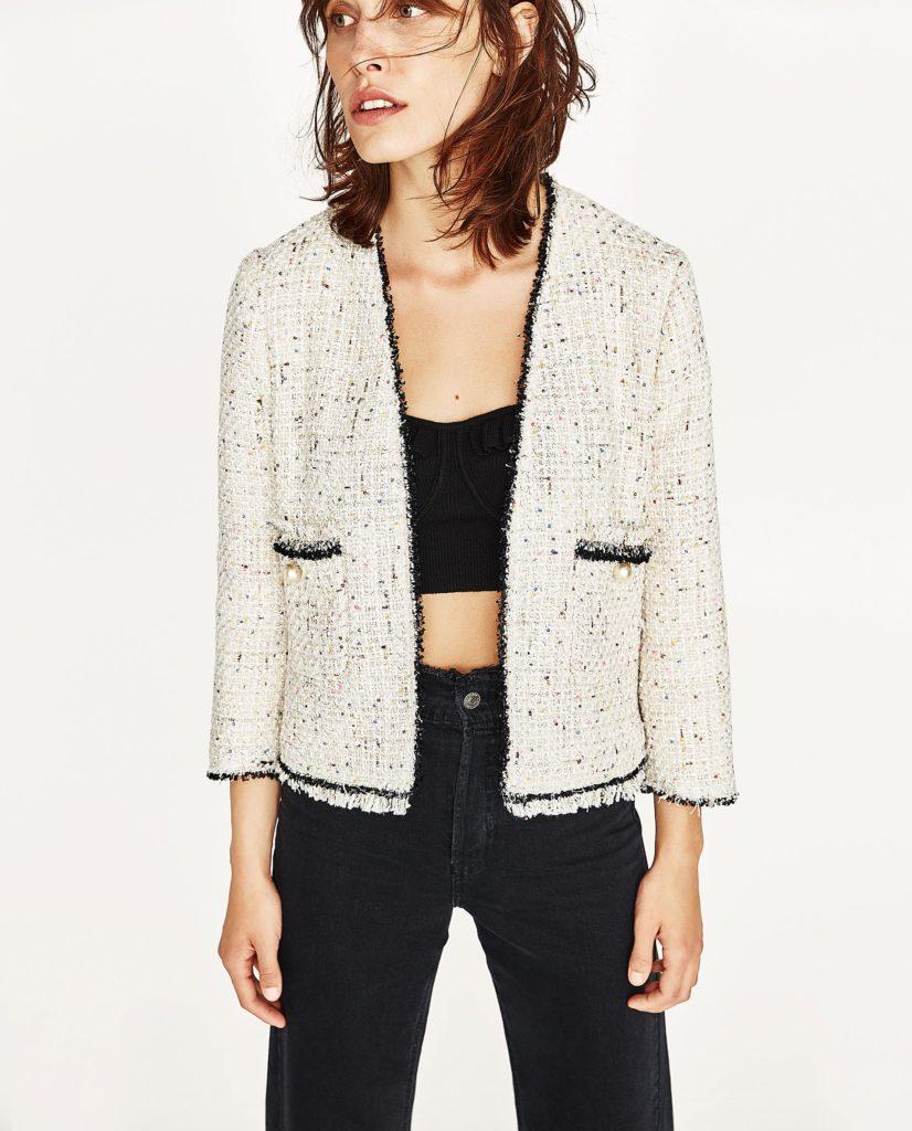 3c36886ee45 Kas sul juba on Chaneli kultuslikust jakist inspireeritud ese, mis ...