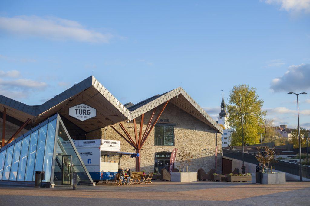 77732788dad KOKO arhitektide loodud uus turuhoone pälvis arhitektuuripreemiate  jagamisel rahva lemmiku tiitli. Foto: Silvia Pärmann
