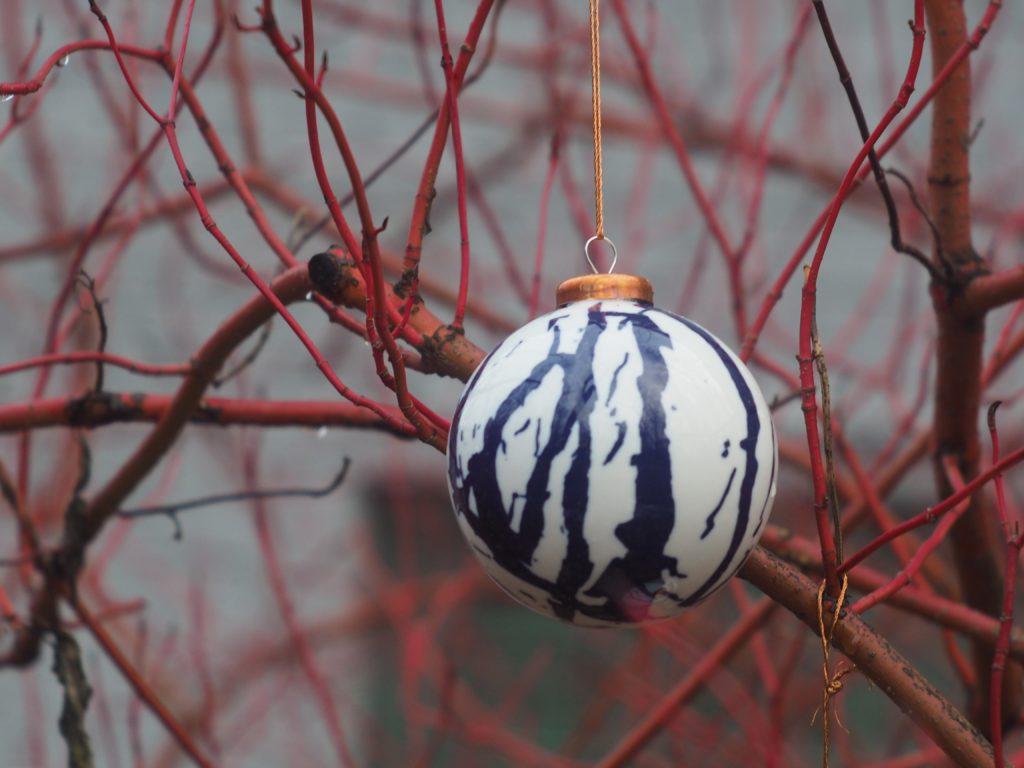 4a93ce4d37b Roheline sametiga kaetud jõuluehe, läbimõõt 10 cm. Tootja ShiShi. Müügil  Horteses ja kaupluses Home4You.