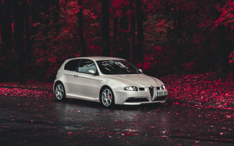 Proovisõit Alfa Romeo 147 GTA: Gurmeenauding, mida algajale on raske soovitada