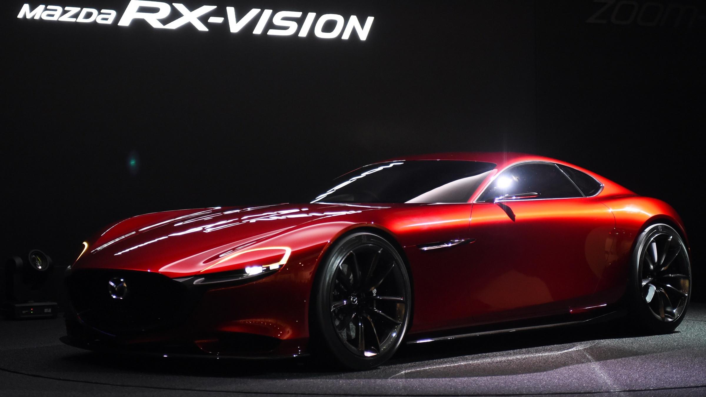 Kas Mazda toob tagasi kuulsa RX-seeria? Nürburgringil katsetakse vankelmootorit