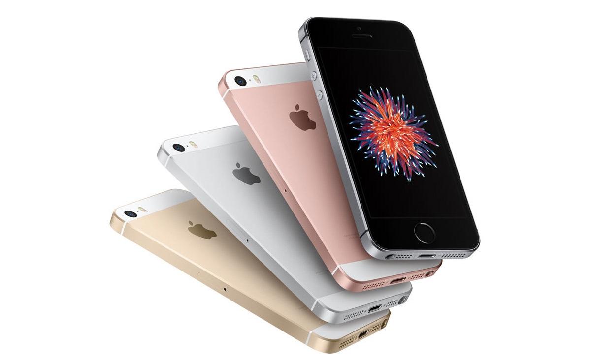 iPhone SE uus versioon võib turule jõuda juba õige pea