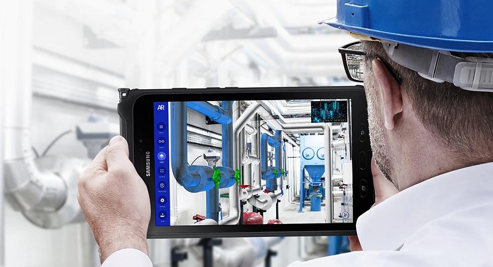 24f0089ac03 Samsung Galaxy Tab Active 2 jaoks on olemas veel ka erinevaid  tehaseautomaatika, laonduse, transpordi ja vööt- või QR-koodide skännimise  äppe, millega tööd ...
